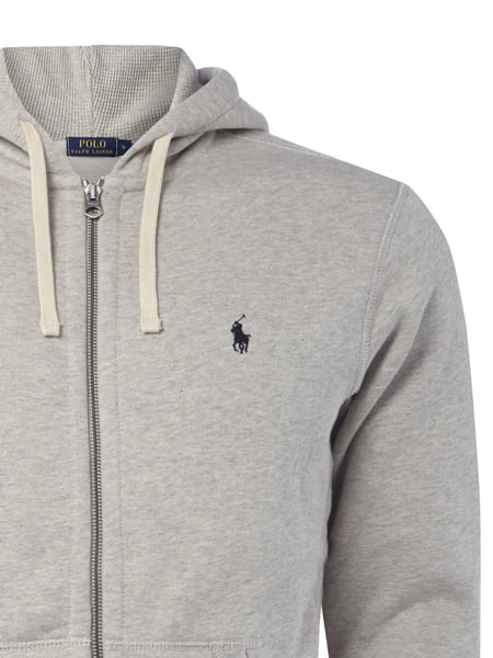 super popular f498d bbadc POLO-RALPH-LAUREN Sweatjacke mit Kapuze und Tunnelzug in ...