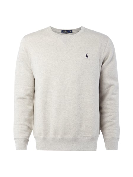 buy popular 68111 09a31 POLO-RALPH-LAUREN Sweatshirt mit Logo-Stickerei und ...