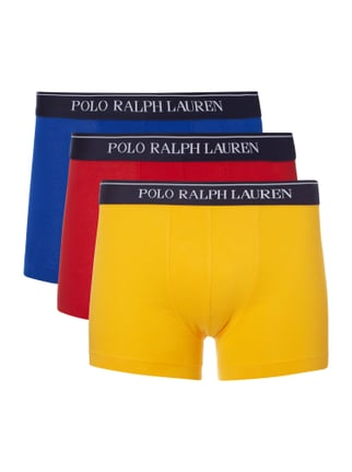 Trunks im 3er-Pack Gelb - 1