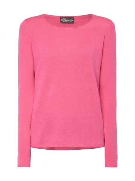 Princess Goes Hollywood Pullover aus reinem Kaschmir Pink