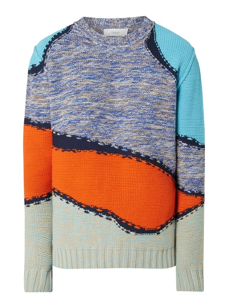 Pringle Of Scotland Pullover mit Kaschmir-Anteil Blau - 1