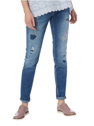 Raffaello Rossi 5-Pocket-Jeans im Destroyed Look Jeans - 1