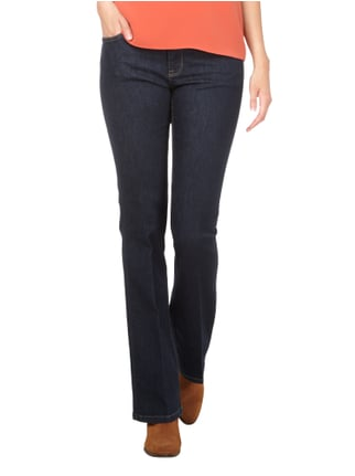Raffaello Rossi Rinsed Washed Flared Cut Jeans Jeans - 1