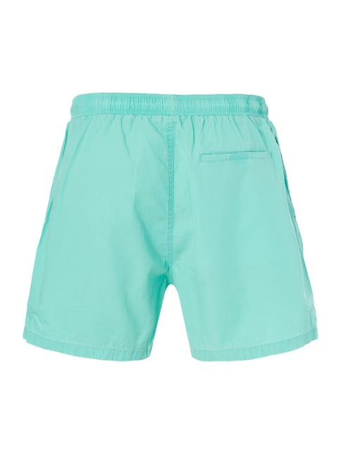 REVIEW Badeshorts aus Baumwolle Mint - 1