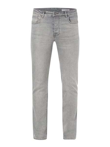 REVIEW Coloured Slim Fit Jeans Graphit