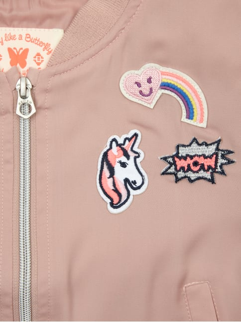 Bomber mit Patches Review for Kids online kaufen - 1