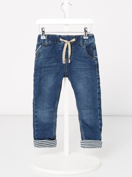 Review for Kids Gefütterte Jeans mit Schlupfbund Blau - 1