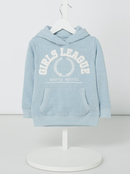 Review for Kids Hoodie mit Aufnähern Blau - 1
