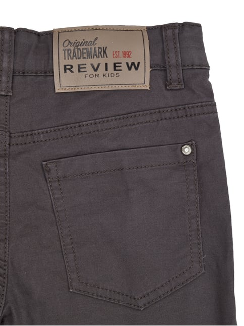 Regular Fit 5-Pocket-Hose mit Futter Review for Kids online kaufen - 1