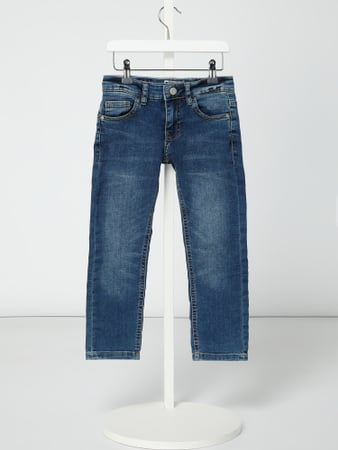 Review for Kids Regular Fit Jeans mit Stretch-Anteil Blau - 1