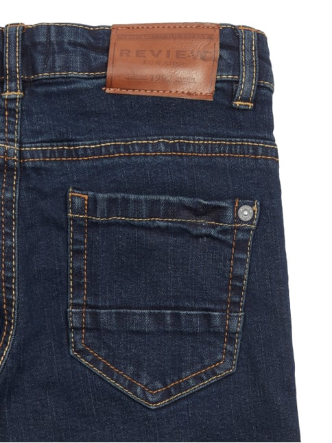 Rinsed Washed Regular Fit Jeans Review for Kids online kaufen - 1