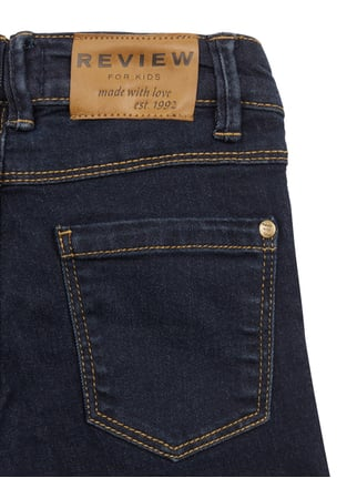 Rinsed Washed Slim Fit Jeans Review for Kids online kaufen - 1
