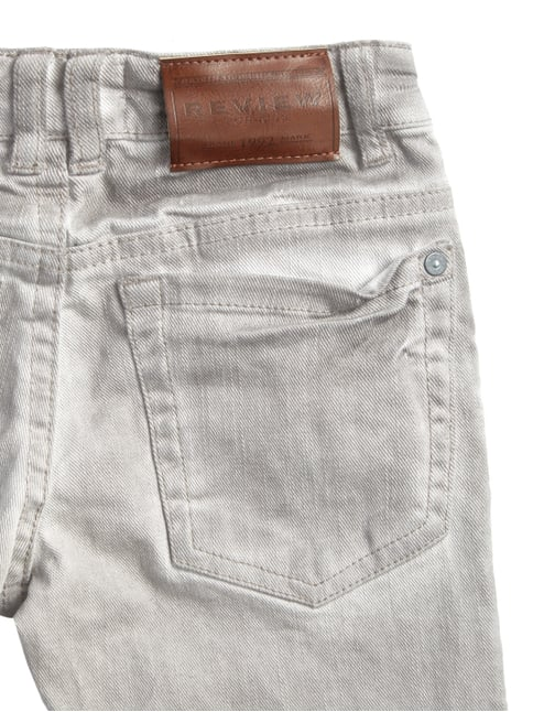 Slim Fit 5-Pocket-Jeans im Washed Out Look Review for Kids online kaufen - 1