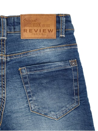 Slim Fit Jeans mit Fleecefutter Review for Kids online kaufen - 1