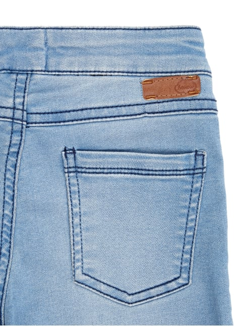 Slim Fit Jeans mit regulierbarer Bundweite Review for Kids online kaufen - 1