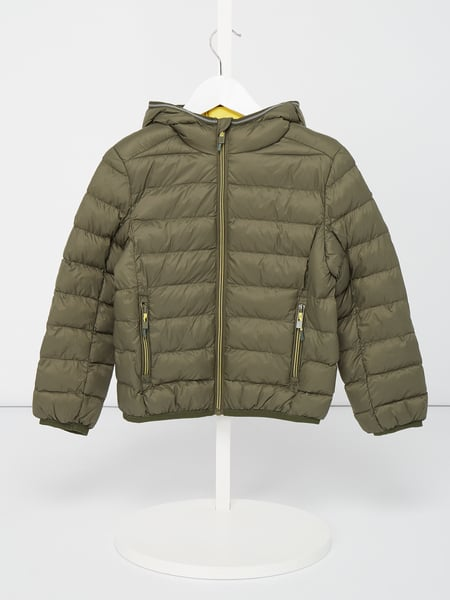 Review for Kids Steppjacke mit Kapuze - wattiert Grün - 1