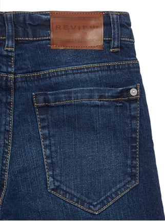 Stone Washed Regular Fit Jeans Review for Kids online kaufen - 1