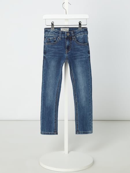Review for Kids Stone Washed Slim Fit Jeans Blau / Türkis - 1