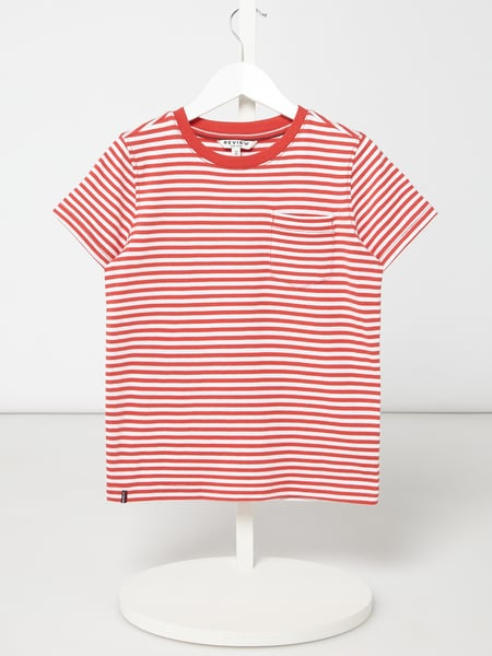 Review for Kids T-Shirt mit Brusttasche Rot - 1
