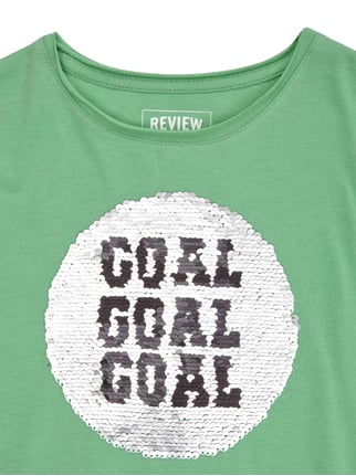T-Shirt mit Wende-Pailletten Review for Kids online kaufen - 1
