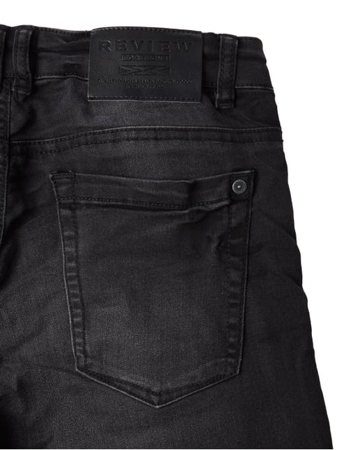 Coloured Slim Fit 5-Pocket-Jeans Review for Teens online kaufen - 1