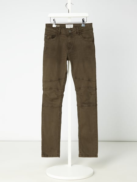 Review for Teens Coloured Slim Fit Jeans Grün - 1