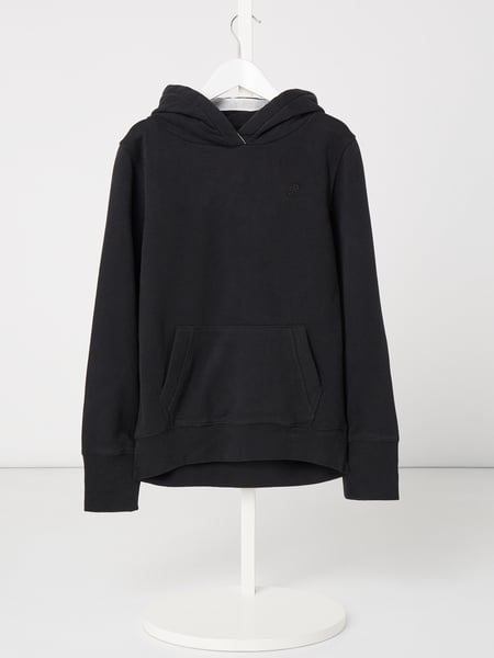 Review for Teens Hoodie mit Logo-Stickerei Schwarz - 1