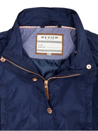 Jacke mit abnehmbarer Kapuze Review for Teens online kaufen - 1