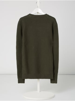 Review for Teens Pullover aus Baumwolle