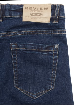 Rinsed Washed Regular Fit 5-Pocket-Jeans Review for Teens online kaufen - 1