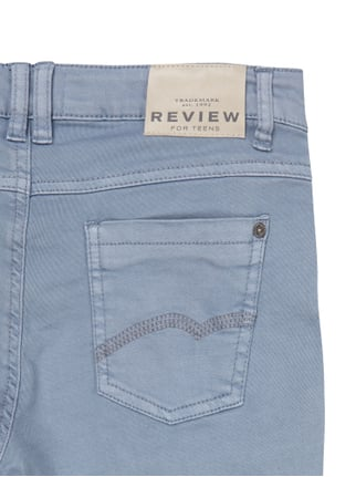 Slim Fit 5-Pocket-Hose im Washed Out-Look Review for Teens online kaufen - 1