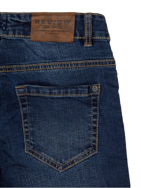 Stone Washed Regular Fit Jeans Review for Teens online kaufen - 1