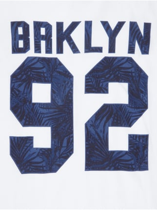 T-Shirt mit Brooklyn-Print Review for Teens online kaufen - 1