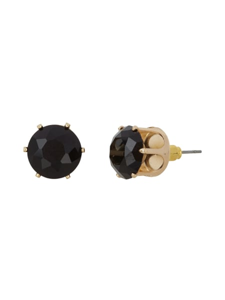 REVIEW Ohrstecker mit Zierstein Gold - 1