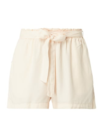 REVIEW Shorts aus reinem Lyocell Rosa - 1