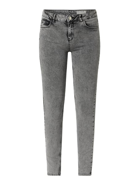 Skinny Fit Jeans mit Stretch Anteil Modell 'Minnie'