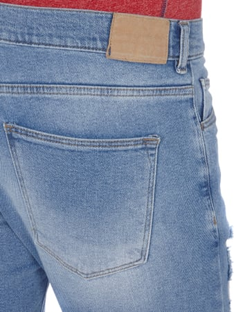 Skinny Jeans im Destroyed Look REVIEW online kaufen - 2