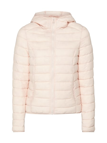 REVIEW Steppjacke mit Kapuze - wattiert Rosé - 1