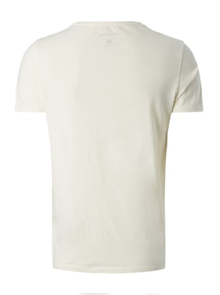 REVIEW T-Shirt mit Print Offwhite - 1
