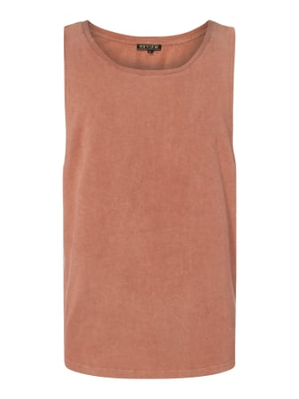 Tanktop im Washed Out Look Rosé - 1