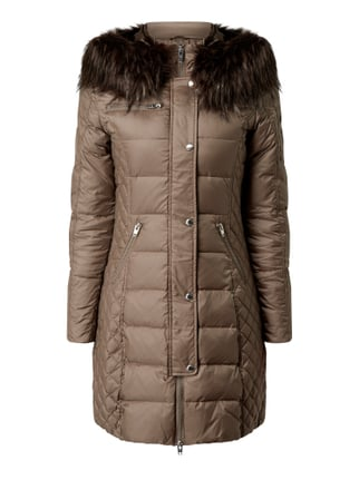 new products 04bb5 ab1c6 ROCKANDBLUE Daunenjacke mit Fake Fur - wasserabweisend
