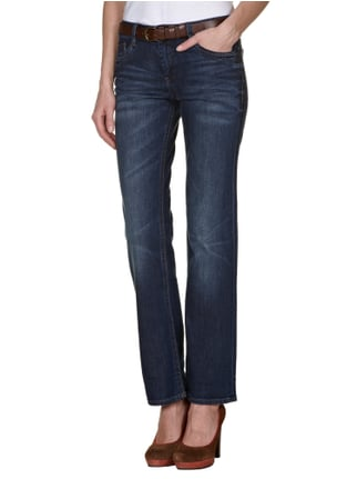 s.Oliver RED LABEL 5-Pocket-Jeans mit Gürtel Jeans - 1