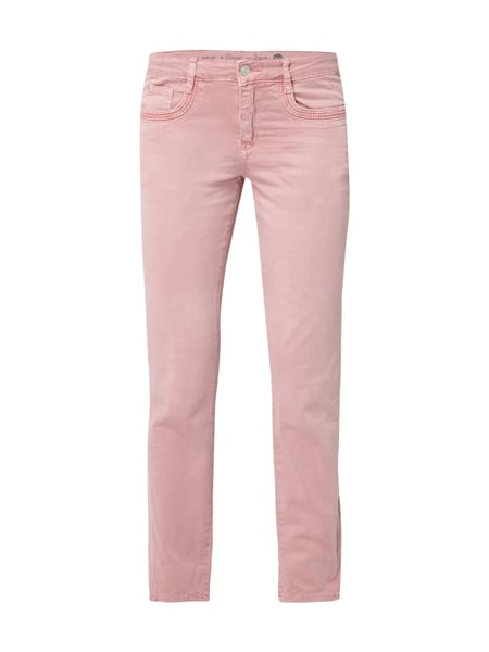 s.Oliver RED LABEL Coloured Shaping Slim Fit Jeans Rosé