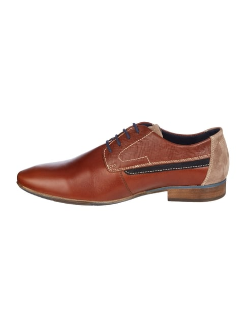 Rückansicht von s.Oliver RED LABEL - ANSONS-DENIM in Cognac - 1