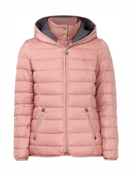 the latest 8a9e2 0b4bd S-OLIVER-RED-LABEL Light-Daunen Steppjacke mit Kapuze in ...