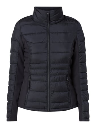 s.Oliver RED LABEL Light-Steppjacke mit veganer Daune Blau - 1