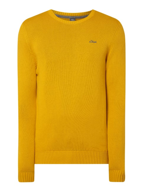 official supplier great look the sale of shoes Pullover aus Baumwolle