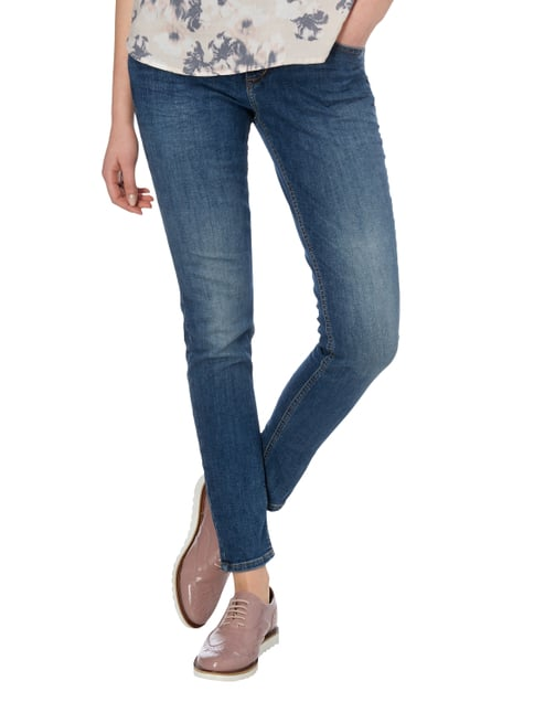 s.Oliver RED LABEL Rinsed Washed Super Skinny Fit Jeans Blau - 1