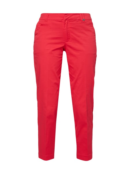 s.Oliver RED LABEL Shaping Fit Chino mit Stretch-Anteil Pink