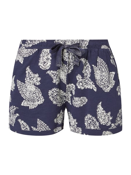 s.Oliver RED LABEL Shorts mit elastischem Bund Blau - 1